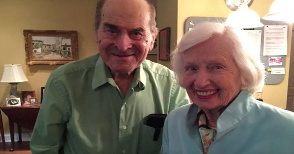 96-Year-Old Dr. Heimlich Saves Woman's Life Using His Famous Maneuver