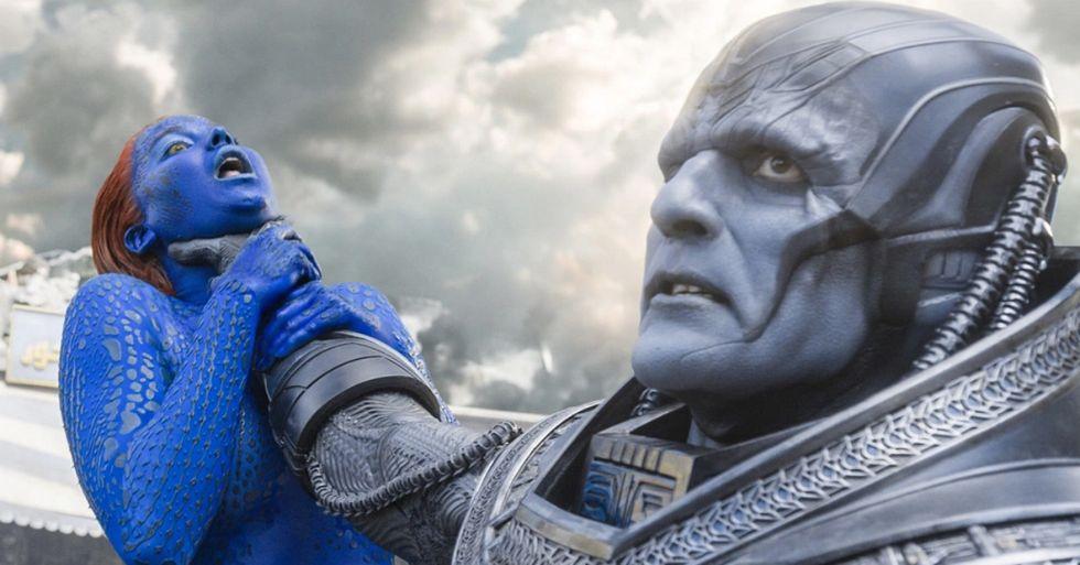 Fox Apologizes For X-Men Billboard That Glamorizes Violence Against Women