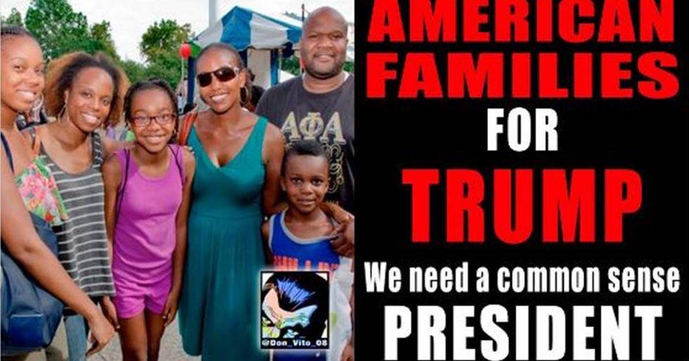 Cincinnati Family Upset Their Image Was Used In Trump Propaganda