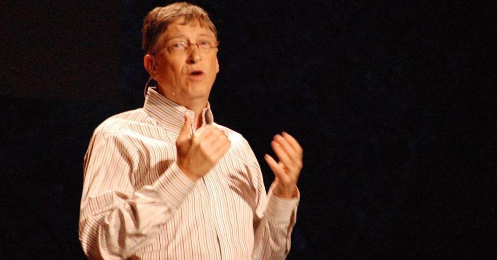Bill Gates' Summer Reading List