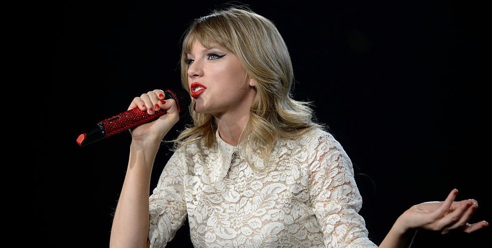 Taylor Swift And Macklemore Might Be Making Us Fat