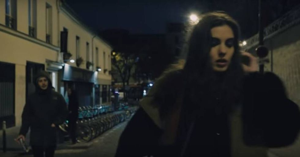 New Video Shows The Danger Of Street Harassment