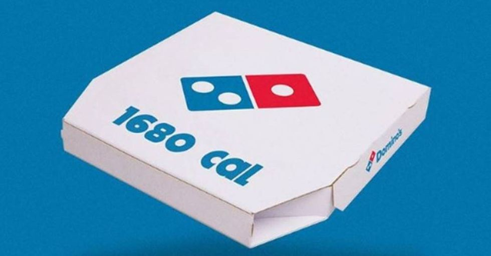 Calorie Brands Makes A Bold Statement About Junk Food Labels