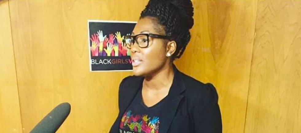People Are Awesome: The Founder of Black Girls Vote Wants To See Every Woman At The Polls