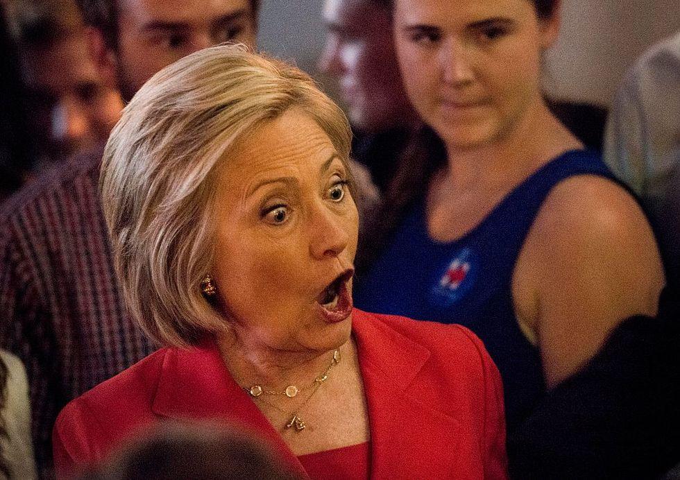 The 5 Best Responses To Hillary's Sick Twitter Burn