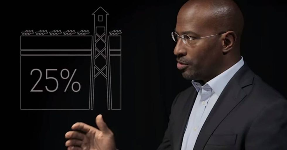 Van Jones: How Prisons Hurt Communities