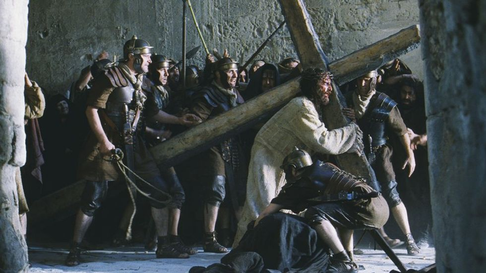 Mel Gibson Is Making A 'Passion Of The Christ' Sequel
