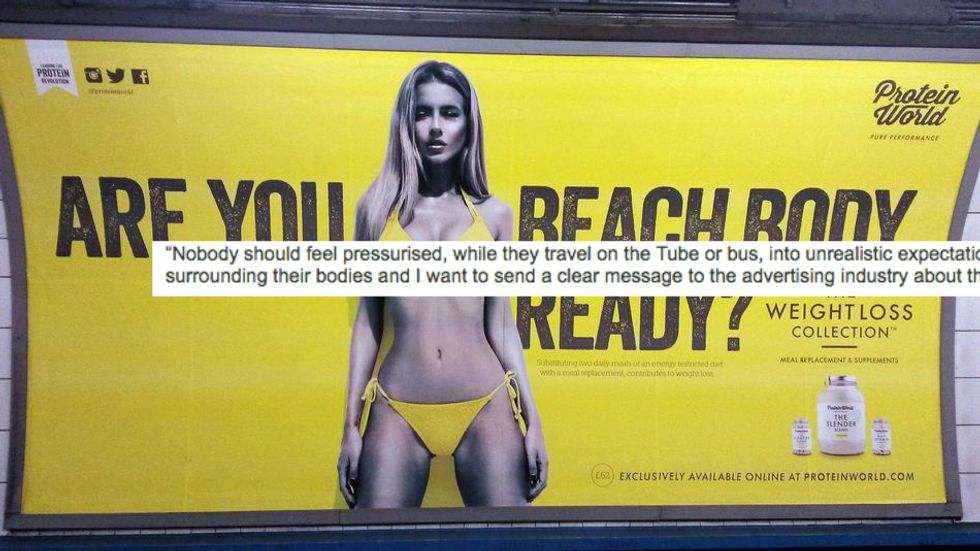 Beach Body Ads Banned After Body Shaming Outrage