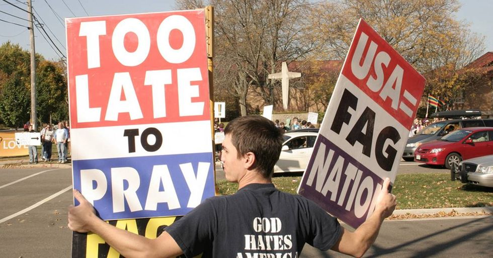 Twitter User Shuts Down Anti-Gay Religious Hypocrisy