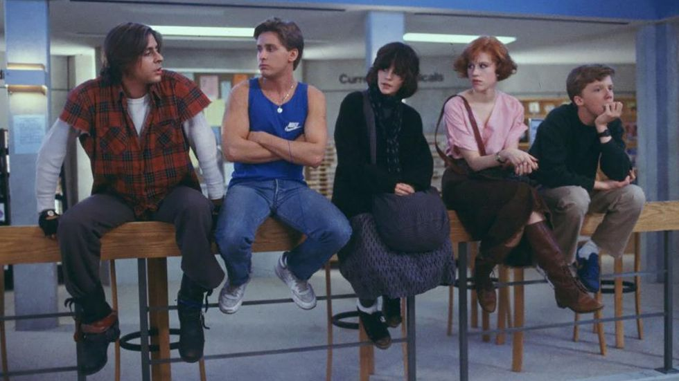 The 7 Most Memorable School Moments In Movie History