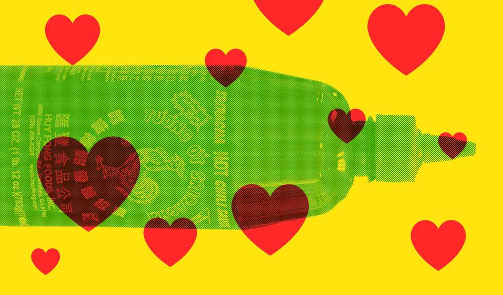 To Sriracha, With Love