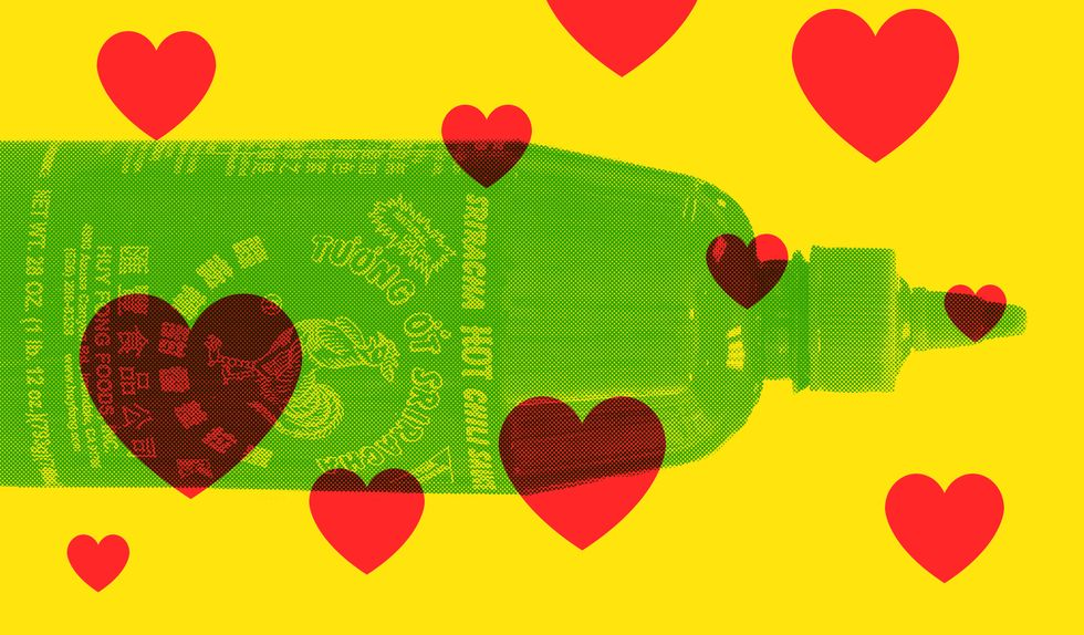 To Sriracha, With Love