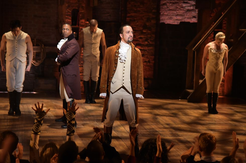 Broadway Star Lin-Manuel Miranda Uses His Tony Acceptance Speech As A Tribute To Orlando Shooting Victims
