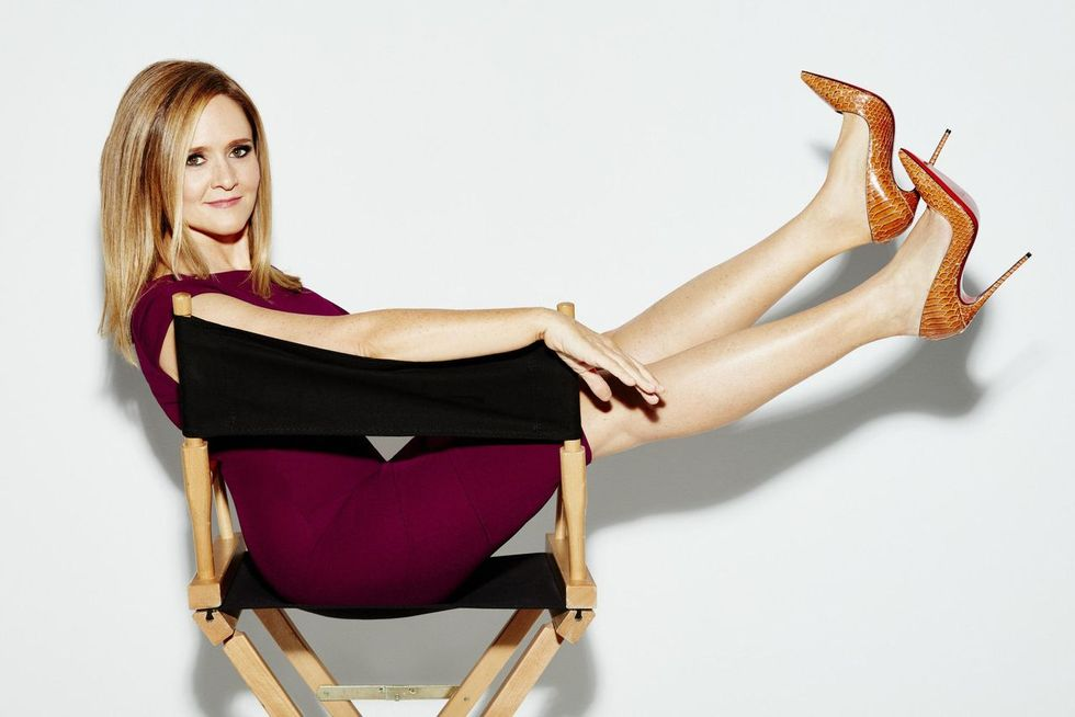 Here Are Samantha Bee's Best Tweets From The Filibuster