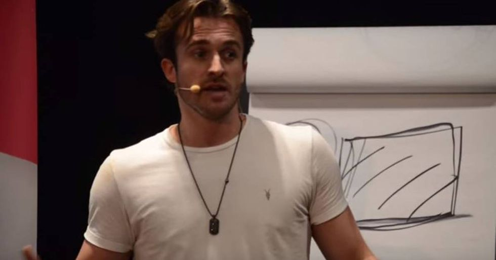 Matthew Hussey Answers The Age-Old Question: Who Pays On A First Date?