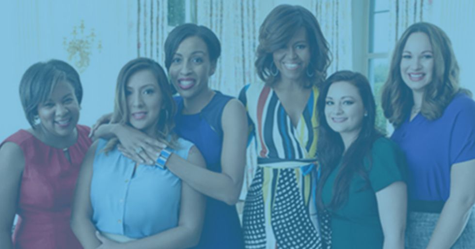 White House Hosts First United State Of Women Summit