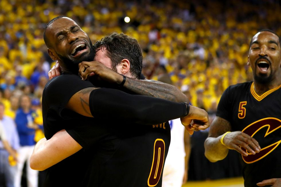 LeBron James Proves We Can Believe In Heroes