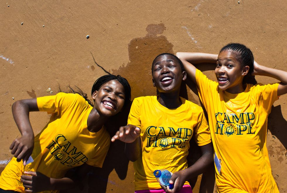 Summer Camp Teaches Lifelong Skills