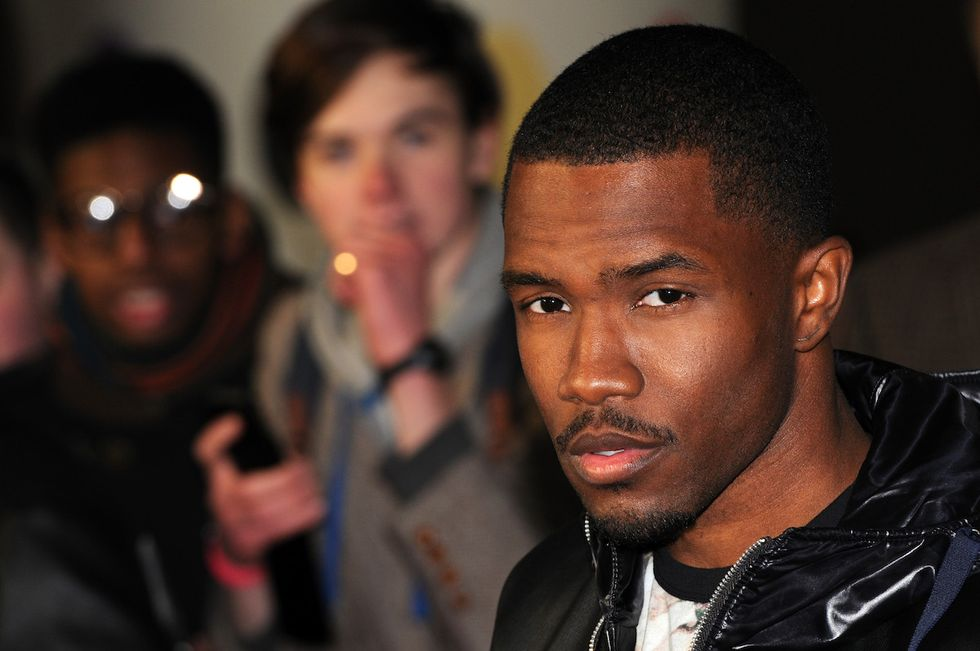 Read Frank Ocean's Moving Words About the Orlando Shootings