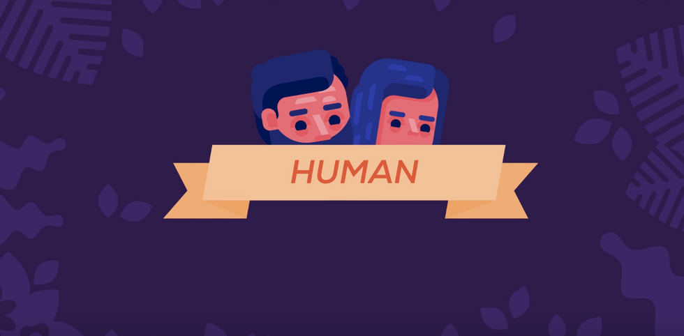 Here's All Of Human Existence Explained In A Simple Cartoon