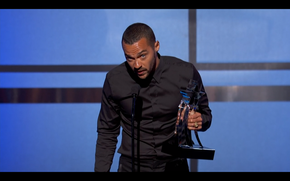 Jesse Williams Delivers Powerful Speech On Inequality That Everyone Needs To See