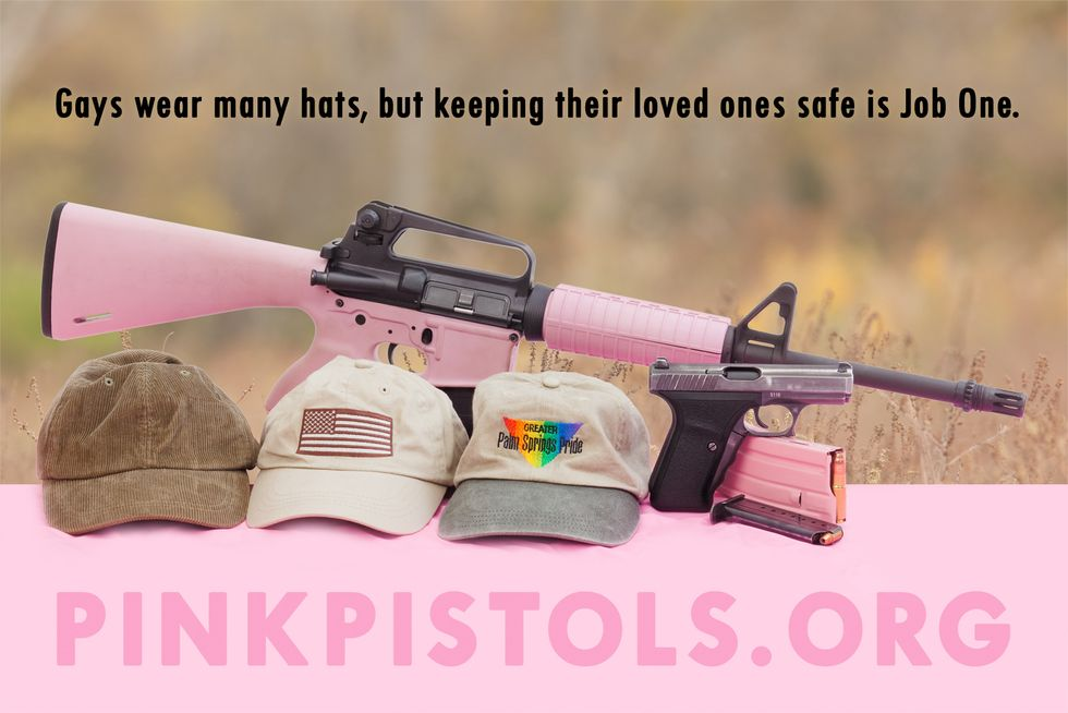 After Orlando, This Pro-Gun LGBT Group Quintupled In Size