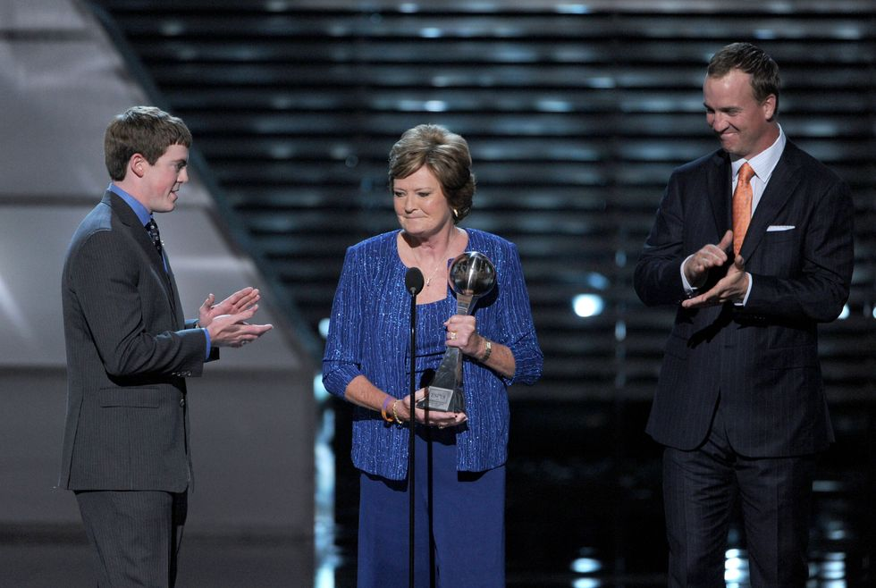 Pat Summitt Was So Beloved Even The Internet Was Nice To Her