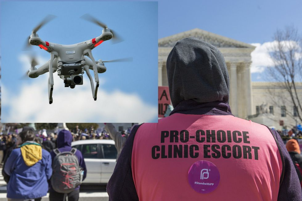 These Women Used A Drone To Fly Abortion Medicine To People In Need