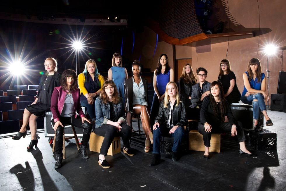 This 'Gang Of Playwrights' Is Destroying Gender Inequality In Theater