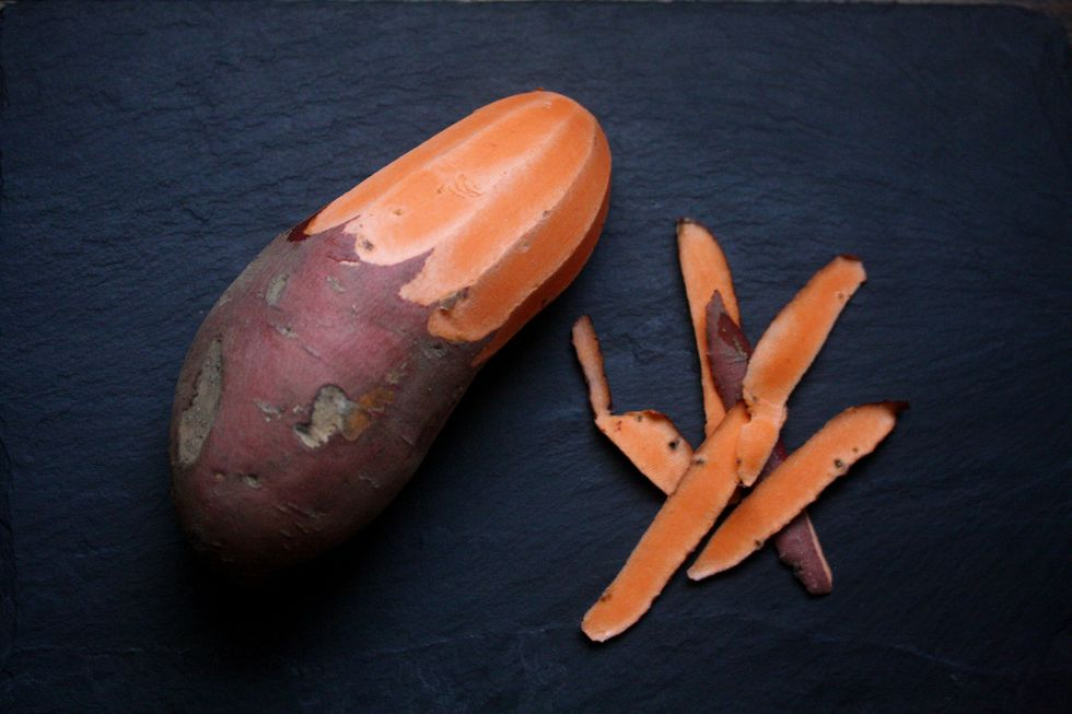 How The Mighty Sweet Potato Will Save The World