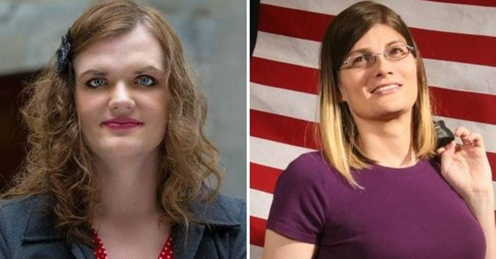Two Transgender Women Have Been Selected By The Democrats To Run For Congress
