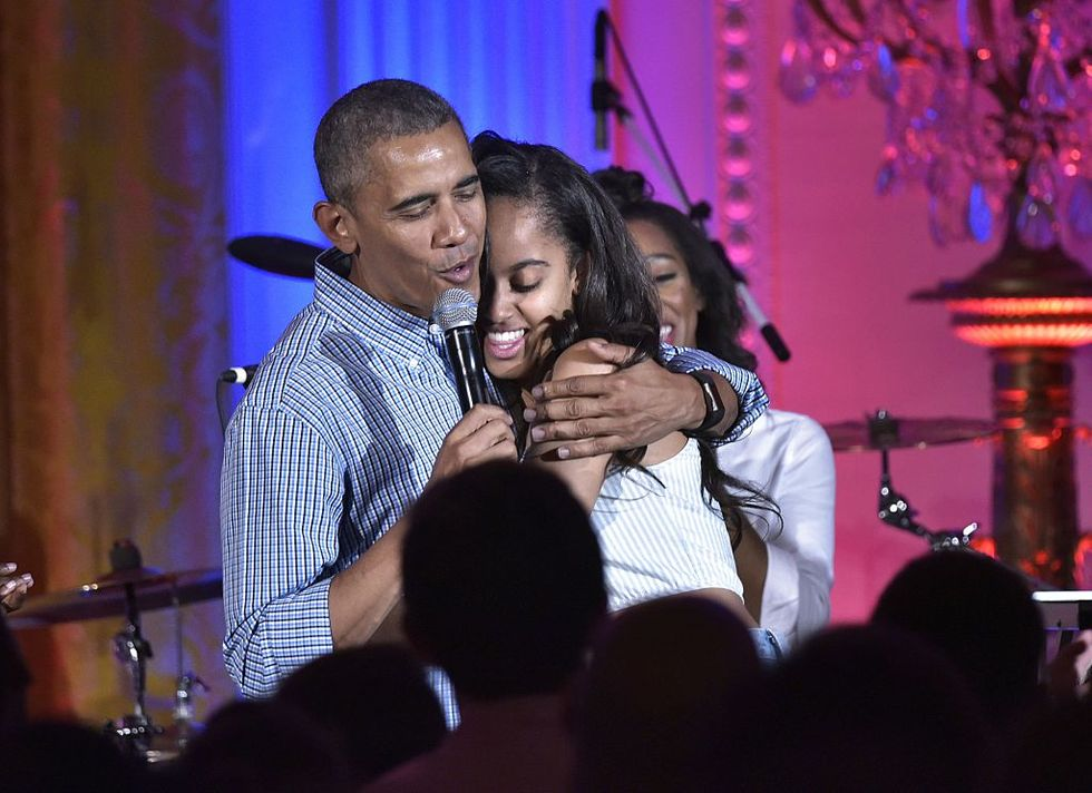 If You Don't Like This Video Of Obama Singing To His Daughter, You Might Be A Bad Person