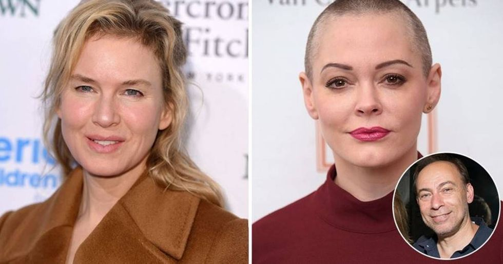 Rose McGowan Slams Reporter Who Criticized Renee Zellweger's Appearance