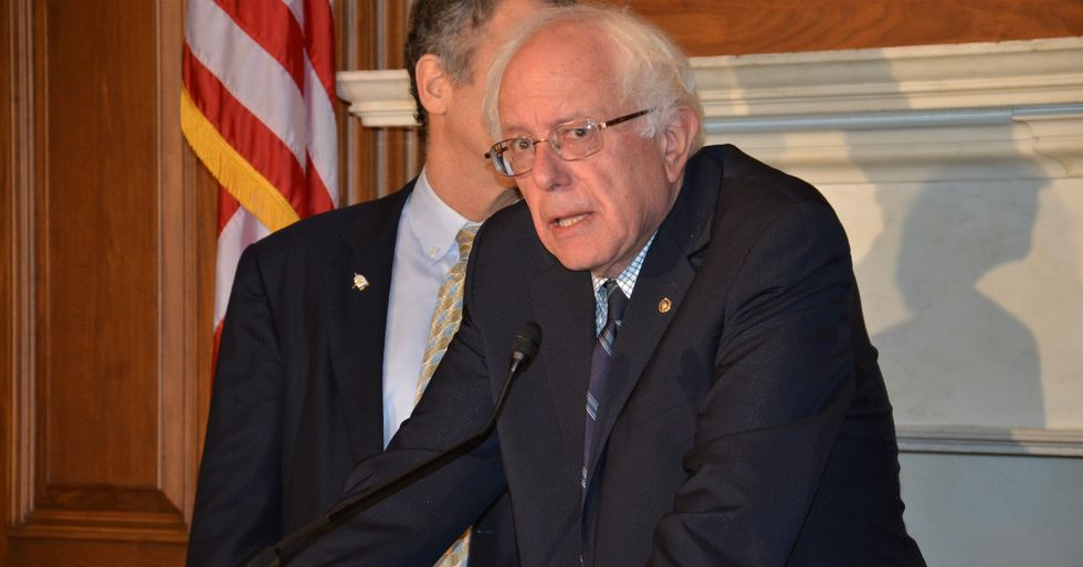 Bernie Sanders Gets Booed At Meeting With House Democrats