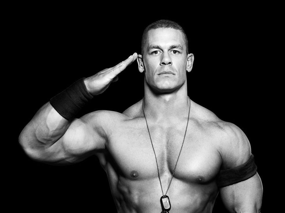 Wrestling Superstar John Cena Makes A Powerful Statement On Diversity