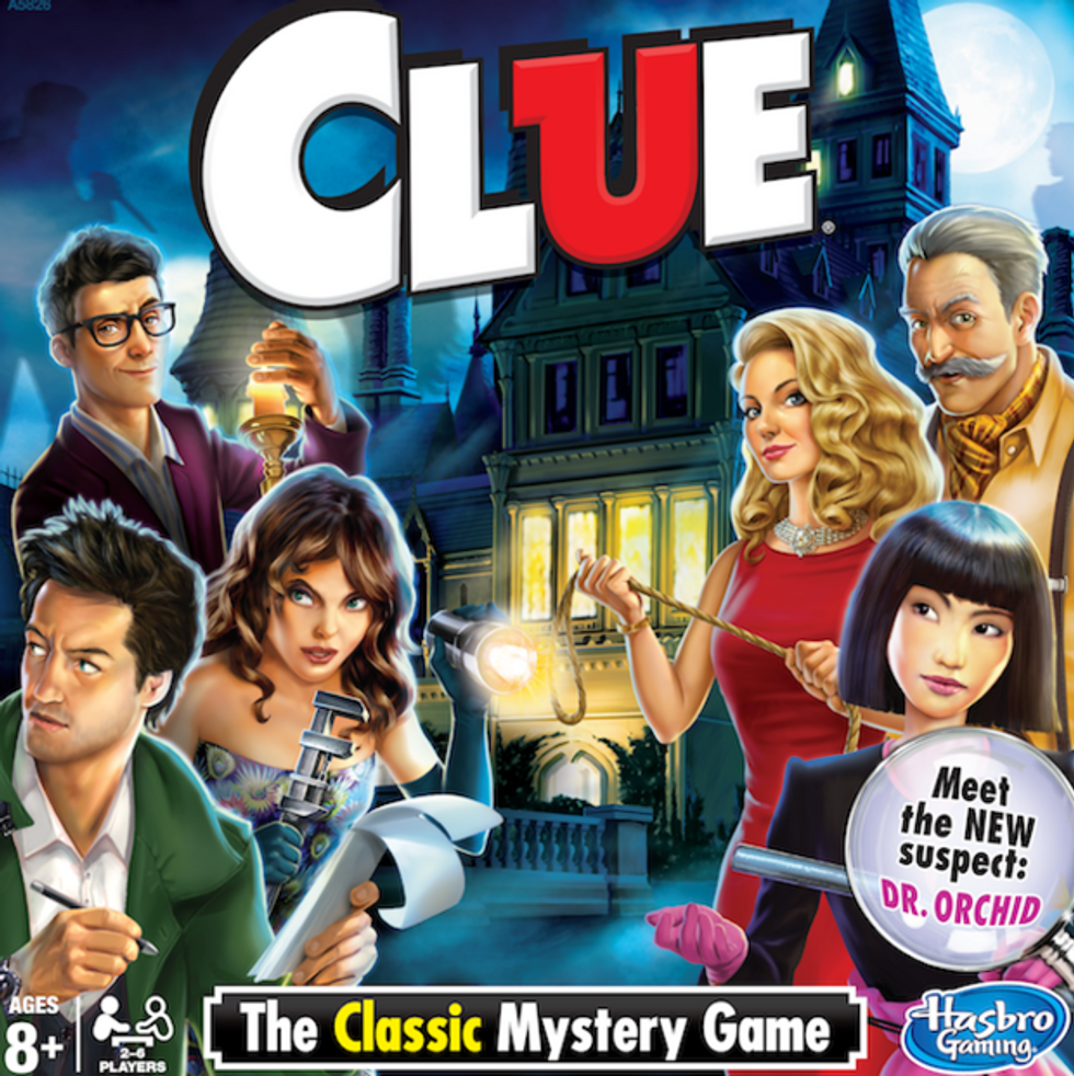 Hasbro Celebrates 67 Years Of Clue By Adding A Female Scientist Character
