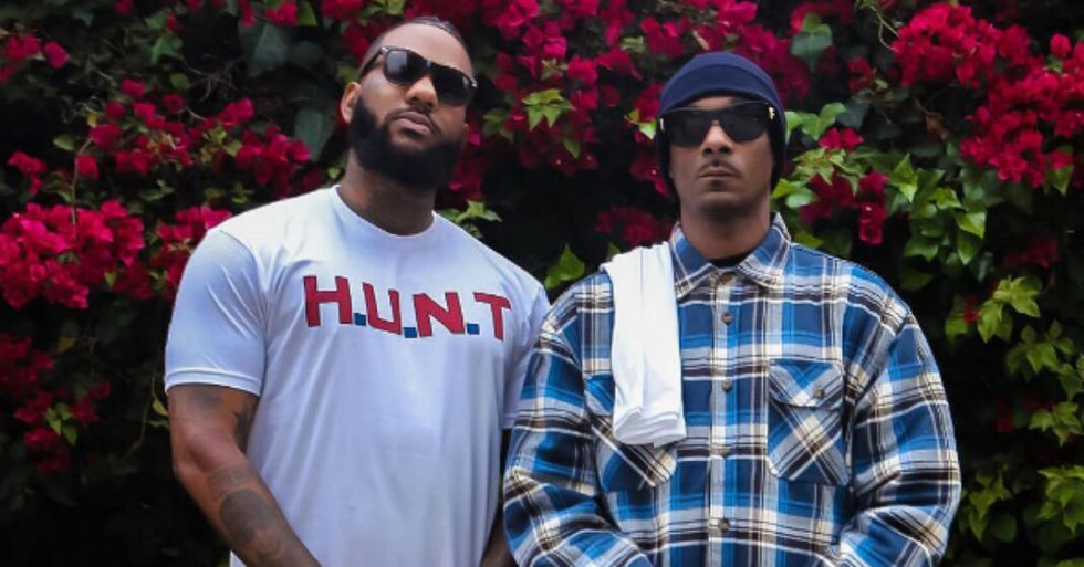 Snoop Dogg And The Game's Peaceful Protest Message Needs To Be Heard