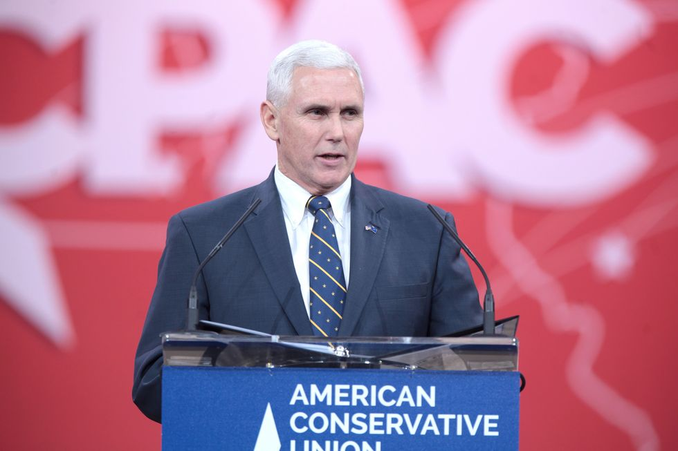 Meet Trump's Apparent Die Hard Conservative Running Mate Mike Pence