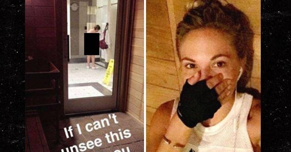 Fat-Shaming Playmate Loses Job And Gym Membership Over Snapchat Post