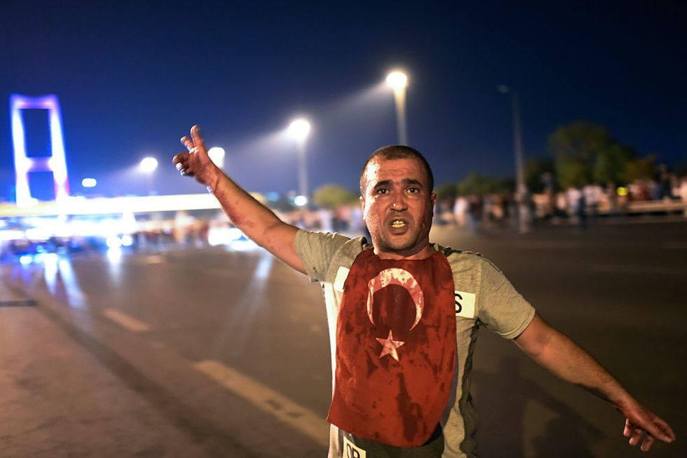 This Is Life Inside Turkey During A Military Coup