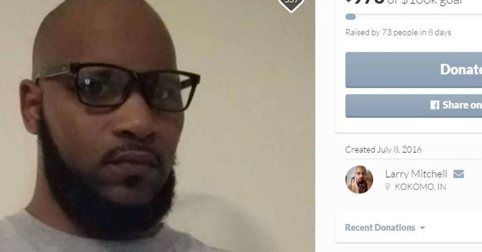 Indiana Man Invites Racists To Fund His African Vacation