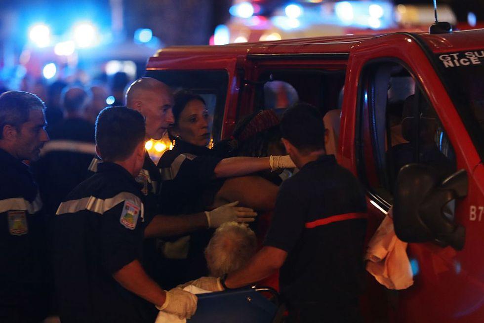 Truck Attack OnBastille Day In Nice Kills 84