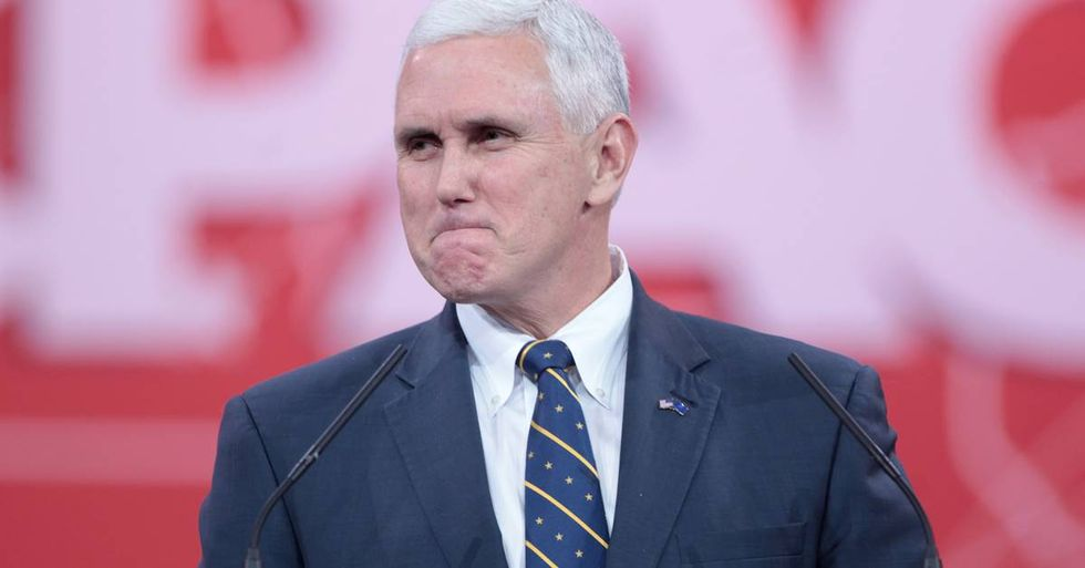 GOP VP Candidate Mike Pence Believes That 'Smoking Doesn't Kill'