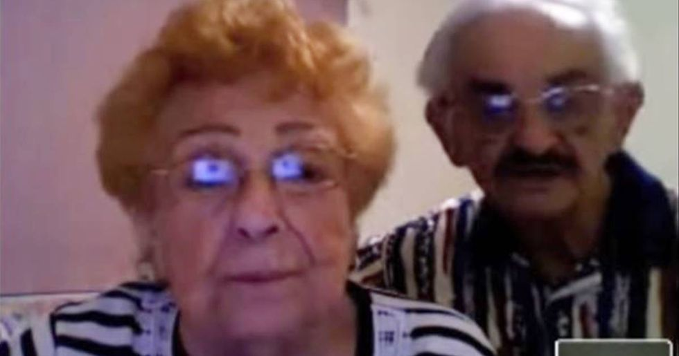 Hilarious Grandparents Share '5 Tips for a Long and Healthy Marriage'