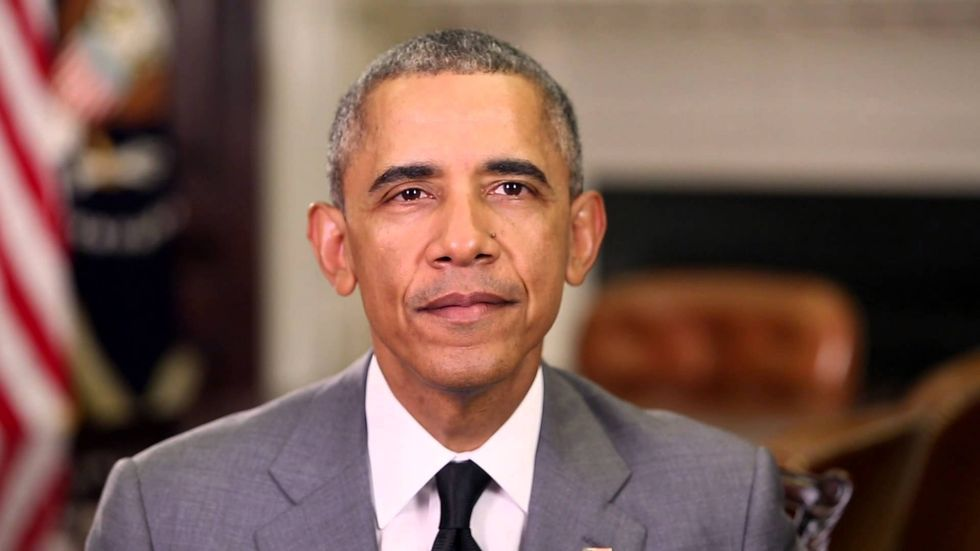 Barack Obama Just Set Another Presidential First