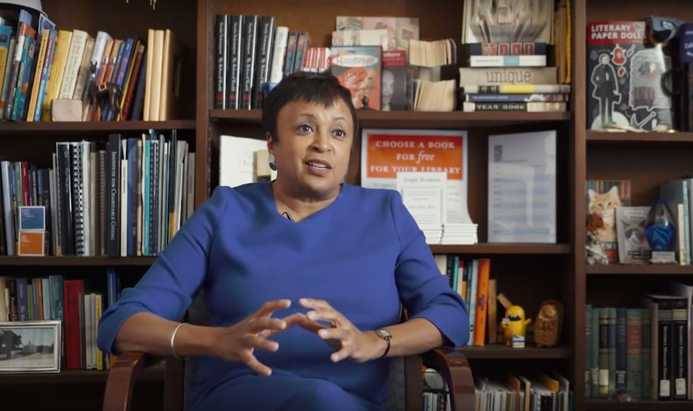 The Library of Congress Appoints History-Making New Leader