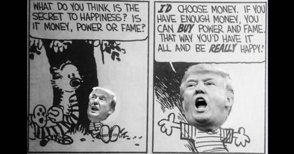 The Adventures of 'Donald and Hobbes'