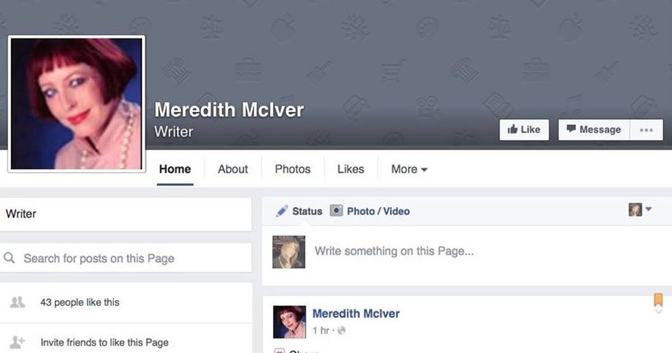 Is Trump Speechwriter Meredith McIver A Real Person?