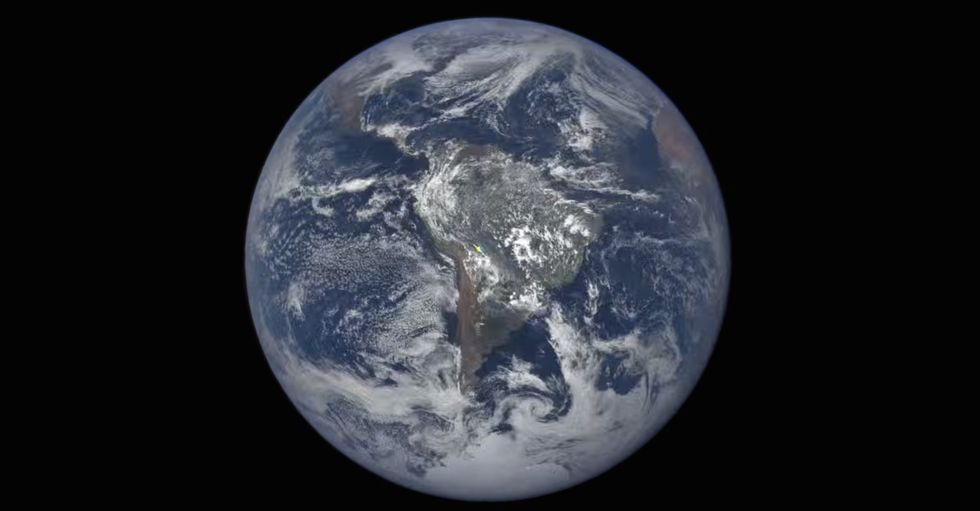 This Is What A Year On Earth Looks Like