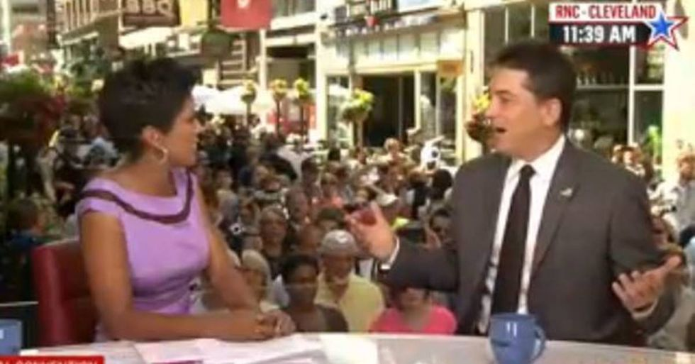 Tamron Hall Calls Out RNC Speaker Scott Baio For Being A Hypocrite